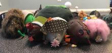 Stuffed Moles